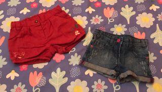 TODO A 3X2!! Pantalones niña Talla 3 años