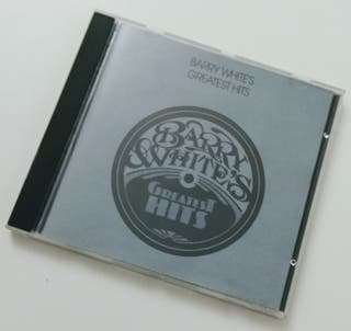 BARRY WHITE -GREATEST HITS-