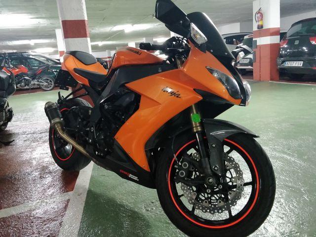 Kawasaki zx10r 2008
