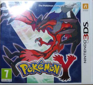 Juego 3DS - Pokemon Y