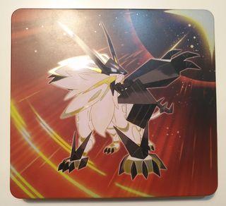 Juego 3DS - Pokemon UltraSol (Steelbook)