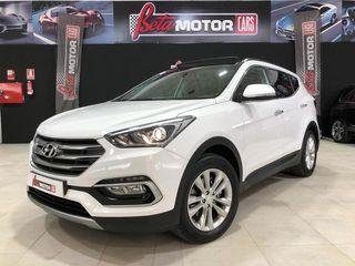 Hyundai Santa Fe 2.2 CRDI 25 Aniversario 4x2 7 Plazas 147 kW (200 CV)