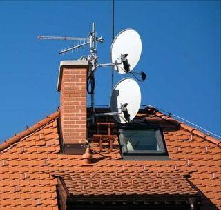 Todo en antenas, tv y descodificadores. Consultame