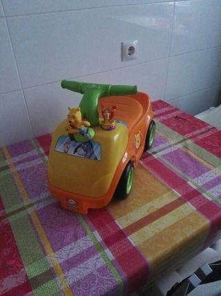 correpasillos winni de pooh
