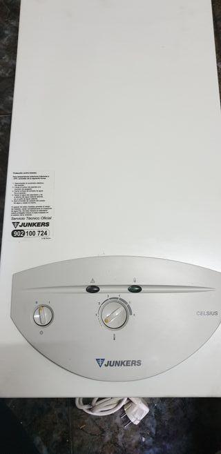 calentador junkers 14l