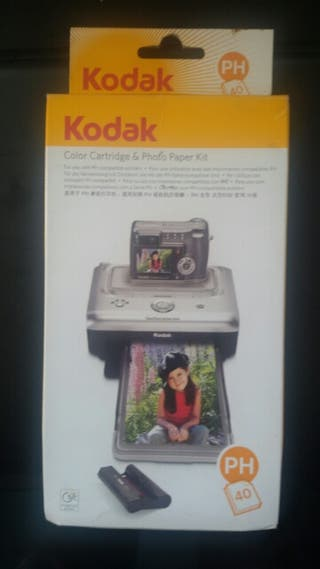 Papel Fotografico Kodak