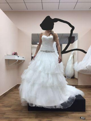 vestido de novia de segunda mano en la provincia de alicante en wallapop