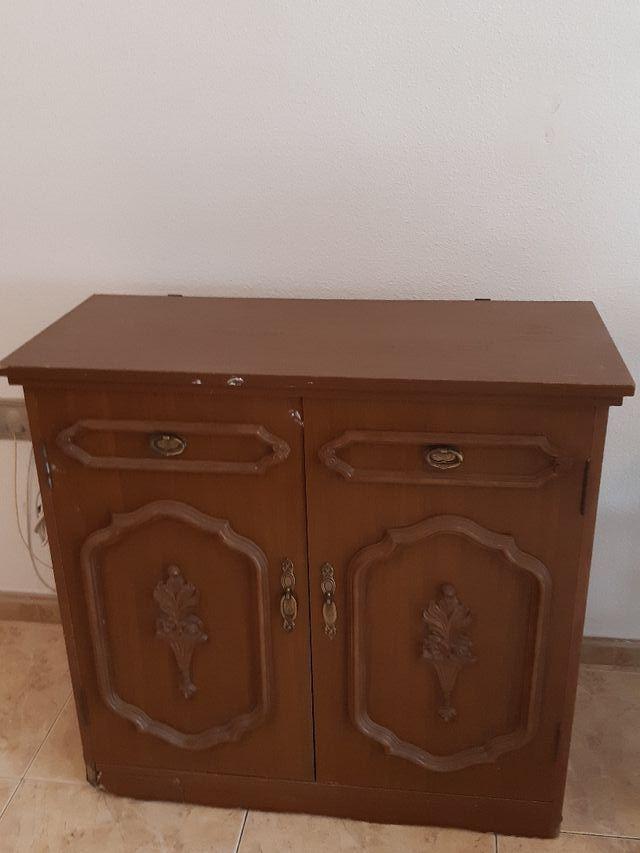 Muebles por mudanza