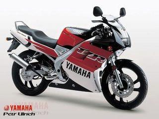 Chasis Yamaha TZR antigua (con ruedas)