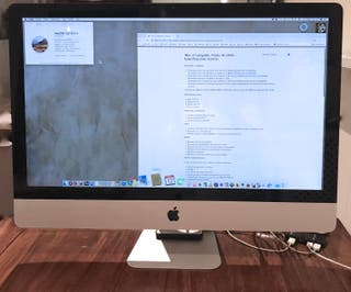 "iMac 27 "" (fin 2009) Intel Core 2 Duo 3,06GHz"