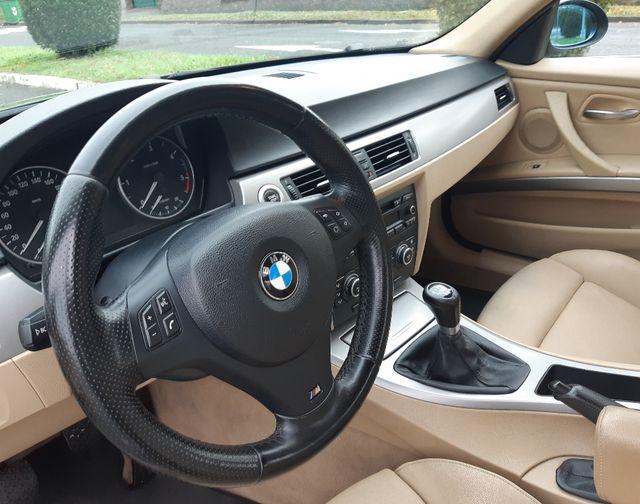 BMW 330 XD tracción 4x4