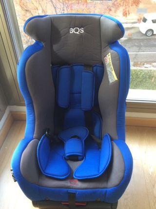 silla infantil para el coche marca BQS