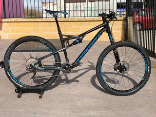 Cannondale Habit Carbon 2 2016 Talla M ruedas 27,5