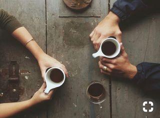 Inglés y un café