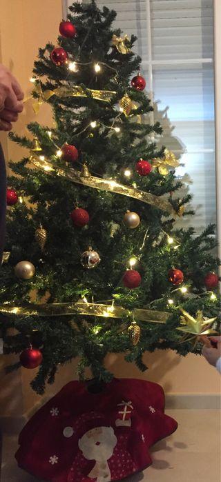 Árbol de Navidad 1,90cm