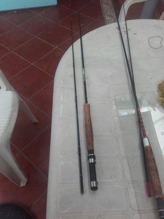 pesca caña