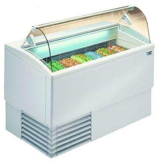 Vitrina expositora helado isetta tp 6r