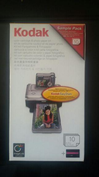 Papel Fotográfico Kodak