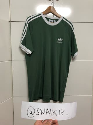 Camiseta Adidas California Verde Talla L