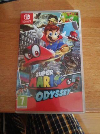 Super Mario Oddisey Nintendo Switch (NSW)