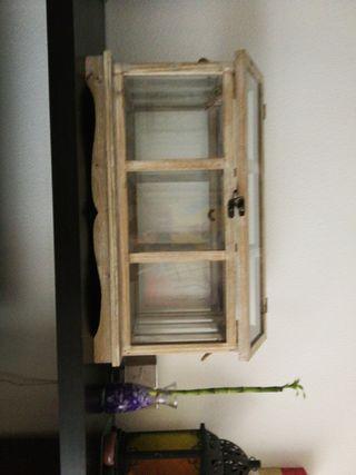 Invernadero. mueble decoracion