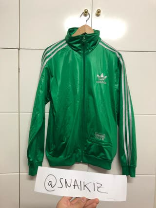 Chaqueta Adidas Verde Talla M