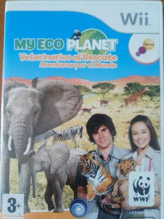 My Eco Planet - Veterinario - Wii
