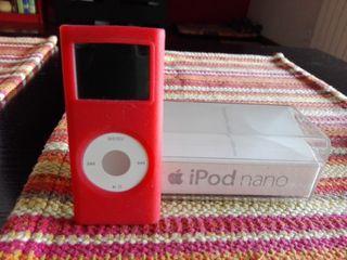 iPod nano 2GB Silver sin estrenar