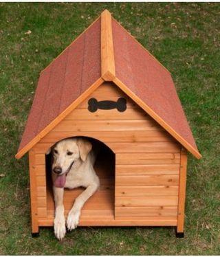 Caseta de perro Luxury's Home XL y XXL