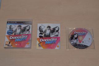 DanceStar Party (ps3)