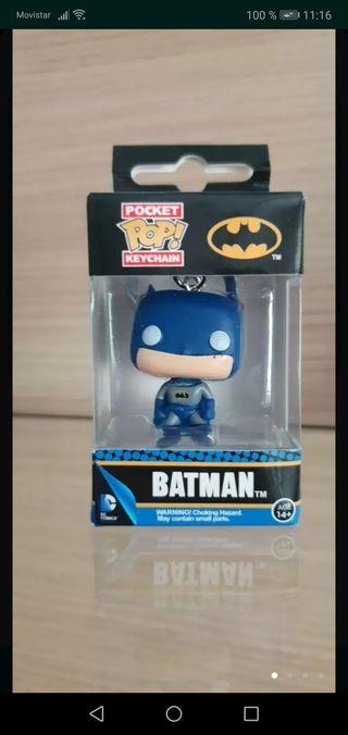 Llavero Pocket Pop de Batman
