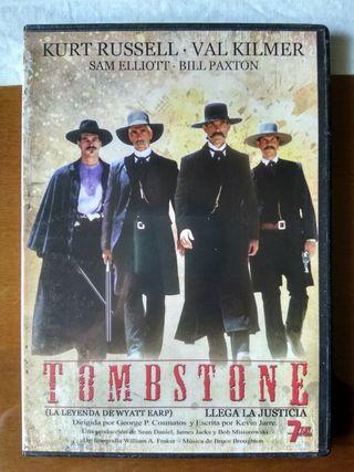 DVD Tombstone