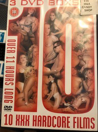Porn dvds