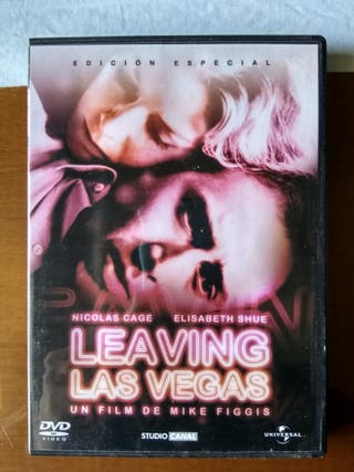 DVD Leaving Las Vegas