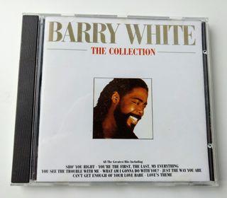 Cd. BARRY WHITE