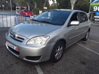 VX033261 Toyota Corolla 1.4 D-4D SOL 2006