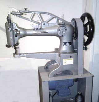 maquina coser zapatero