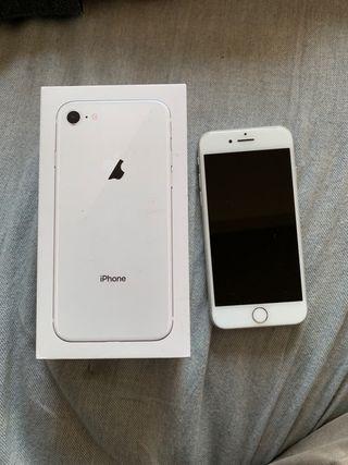 iPhone 8 64Gb Impecable + funda protectora