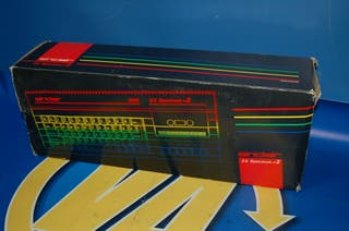 ZX Spectrum 128 +2 SINCLAIR- Con embalaje original