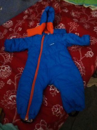 monos ropa bueno del frío por los niños 1 años
