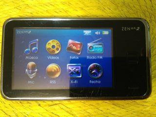 Creative Zen X-Fi2 8Gb