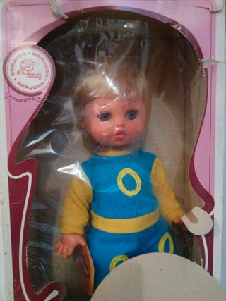 muñeca antigua chichi chicho berjusa