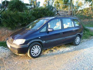 Opel Zarifa gasolina