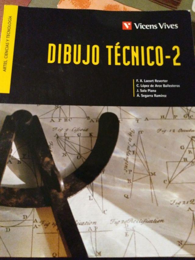 libro 2 dibujo técnico. Se envia