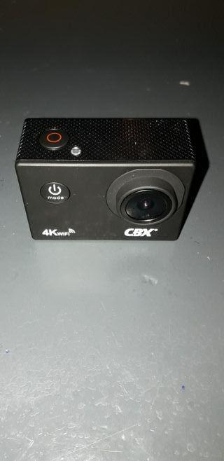Camara deportiva CBX 4K WIFI NUEVA