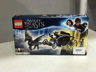 LEGO FANTASTIC BEASTS NUEVO