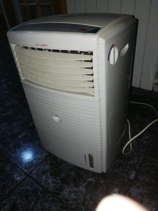 se vende calefactor y aire frio