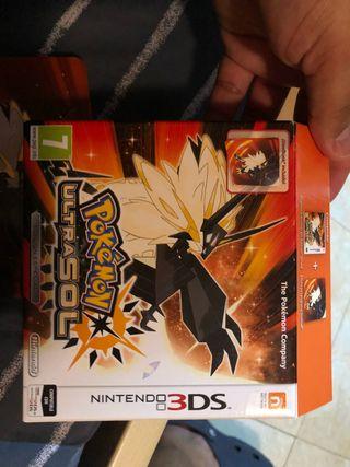 Pokemon ULSTRASOL metálica