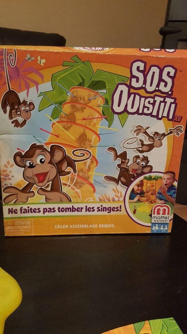 Juego De Mesa Monos Locos De Segunda Mano Por 10 En Frank Espinos