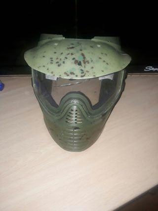 máscara airsof